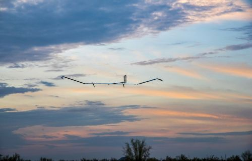 Solar-powered aircraft stays aloft for record-breaking 25 days