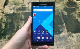 BlackBerry will support BB10 until 2020, but the Priv has been flushed