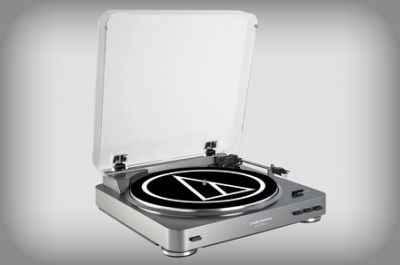 Get 20 percent off the Audio Technica turntable, just in time for Record Store Day