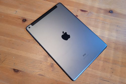 The eighth-generation iPad is a fine choice for casual users