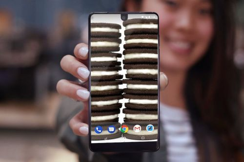Android Oreo 8.1 is now out on the Essential Phone