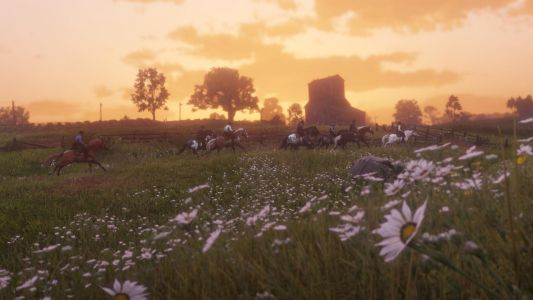 Here's 27 New Red Dead Redemption 2 Screens