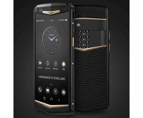 Vertu Aster P is a new luxury smartphone that starts at $4,300