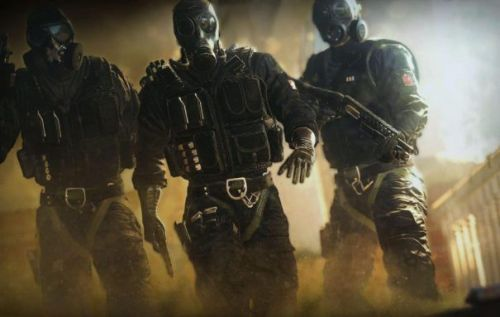 PSA: Log into Rainbow Six Siege today for a Holiday Pack gift