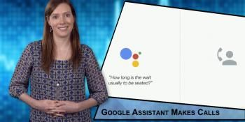 R&D Market Pulse: Google Unveils AI Assistant That Can Make Calls, Other New Tech at Annual Conference