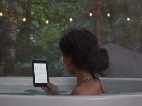 Amazon's new waterproof Kindle Paperwhite is on sale for the first time ever
