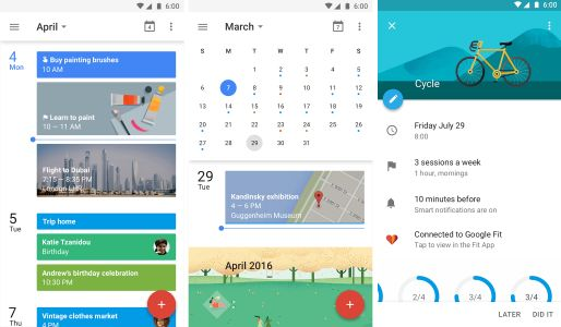 Google Calendar for Android updated with copy event and notify guest feature