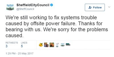 Capita data centre outage knocks out multiple services