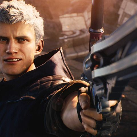 17 Minutes Of Devil May Cry 5 Gameplay | Gamescom 2018