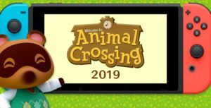 Animal Crossing is coming to the Nintendo Switch in 2019