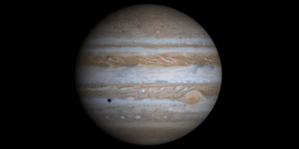 Something strange is happening to Jupiter's Great Red Spot