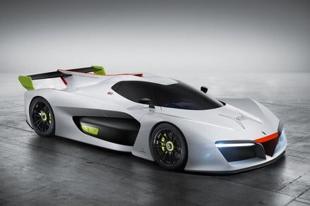 Automobili Pininfarina will have an new all-electric hypercar by 2020