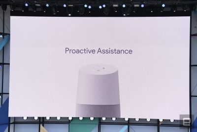 Google Home is getting proactive assistance and visual responses