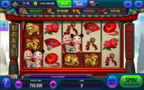 Hit the 5! Casino slots onto Android devices