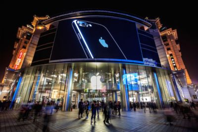 Apple may be playing with fire in China