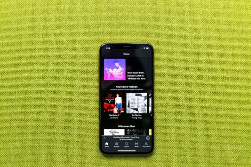 Spotify is testing a 'what's new' timeline feature to promote new releases
