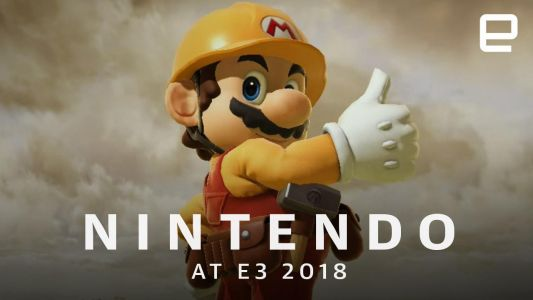 Experience Nintendo's E8 2018 booth without having to go to LA