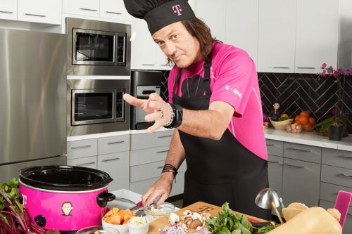 T-Mobile is releasing a Slow Cooker Sunday cookbook by CEO John Legere