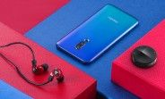 Meizu 16 Plus Sound Color limited edition packs AK Billie Jean headphones