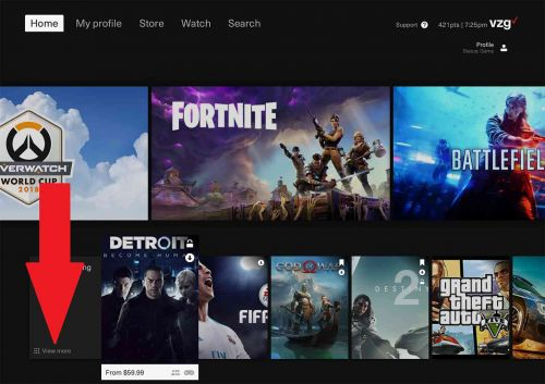 Verizon Gaming leaks as game streaming service that's now in testing