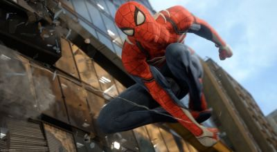 Spider-Man PS4 Will Feature Alternate Spidey Suit Options