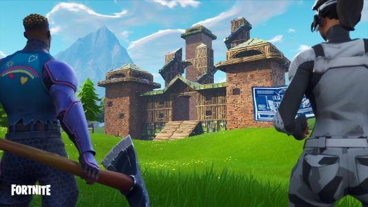 Fornite's Playground mode could be a cash cow