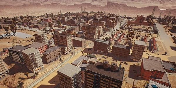PlayerUnknown's Battlegrounds Gets One More Map Before Launch