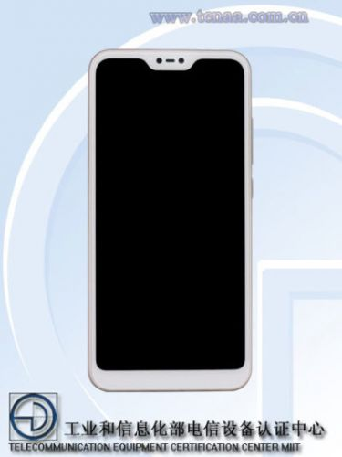 Alleged Xiaomi Redmi Note 6 Appears On TENAA With A Notch