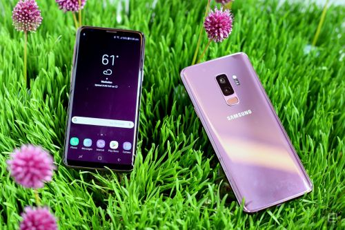 Microsoft is selling customized Samsung Galaxy S9 phones