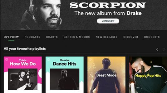Drake is first artist to have 1 billion streams in a week, thanks to Scorpion