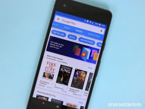 Audiobooks now available on Google Play without a monthly subscription