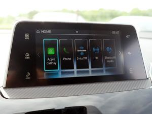 2018 Mitsubishi infotainment Review: starting fresh