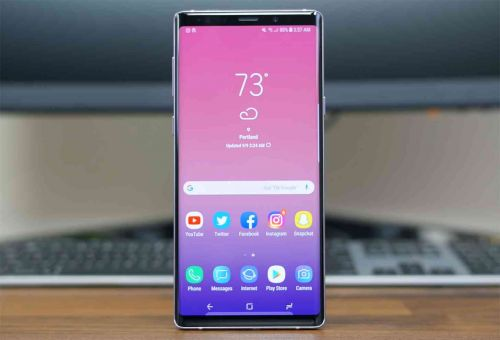 Samsung Galaxy S9, S9+, and Note 9 get early Black Friday discounts