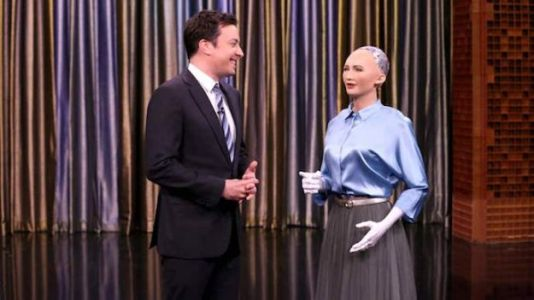 Robot Creator Predicts Humanoid Civil Rights by 2045