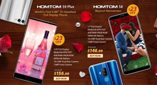 HOMTOM Inaugurates their 3-Day Super Sale Promo for 2018