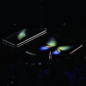 The Samsung Galaxy Fold has just been officially announced! Coming soon!