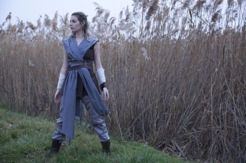 Up Your STAR WARS Cosplay Game with this Free Pattern