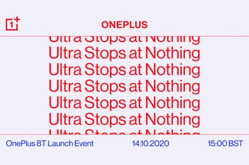 OnePlus 8T launch event: How to watch and what to expect