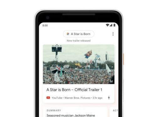 Google Feed is now called Discover and available on Google's mobile site