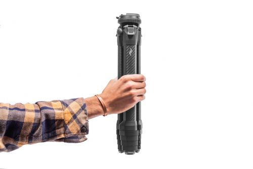 Peak Design's new tripod is full-featured but surprisingly compact