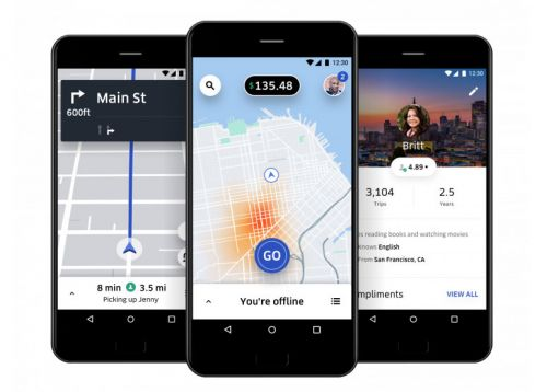 Uber gathered driver feedback to overhaul the app they use