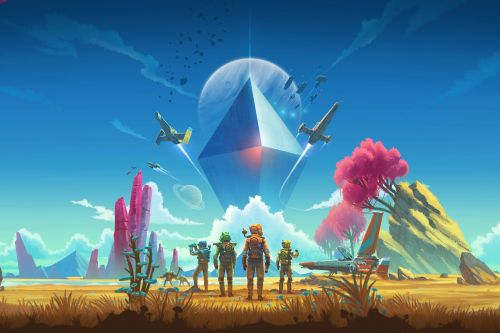 No Man's Sky is finally getting multiplayer in July
