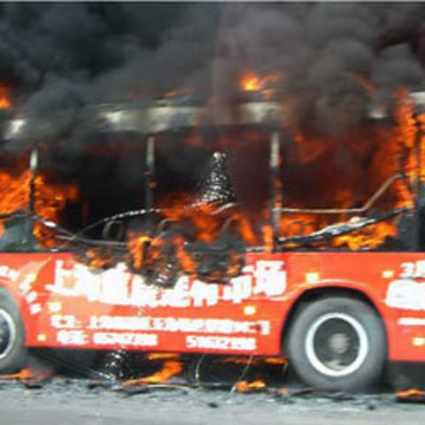 The Party Bus is on Fire with Jeff and Ben
