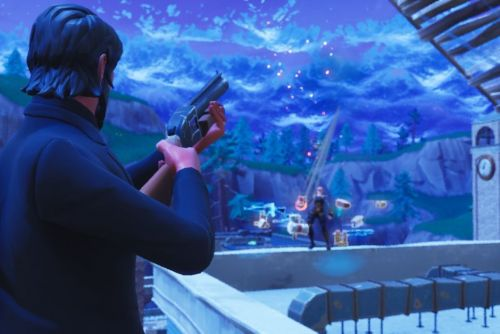 Sony Responds To The FORTNITE Controversy