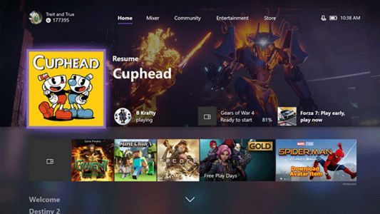 Xbox One Fall Update 2017 rolling out to your console now, here's what it adds