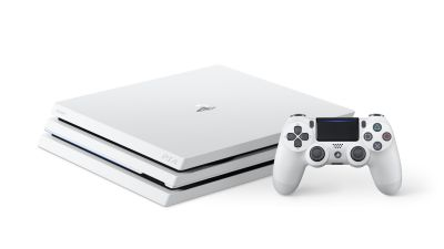 PS4 Pro is finally getting a white version, and it's releasing alongside Destiny 2