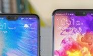 Huawei working on smartphone with a display hole for the camera instead of a notch