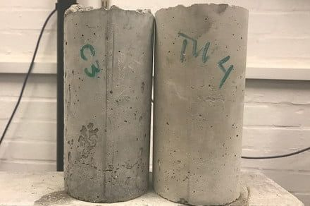 Graphene-reinforced concrete offers a stronger, more durable option