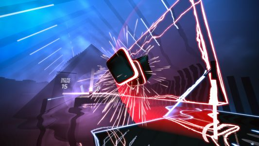 Beat Saber Mixes Lightsabers with Guitar Hero Style Gameplay in VR