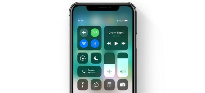 IOS 11's Control Center buttons don't actually turn off Wi-Fi or Bluetooth, and that's a problem